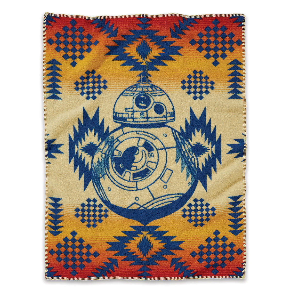 BB-8 Padawan Blanket by Pendleton - Star Wars