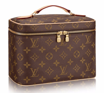 Louis Vuitton メイクポーチ 国内発送 2017AW LouisVuitton ニース BB 化粧ケース モノグラム(2)