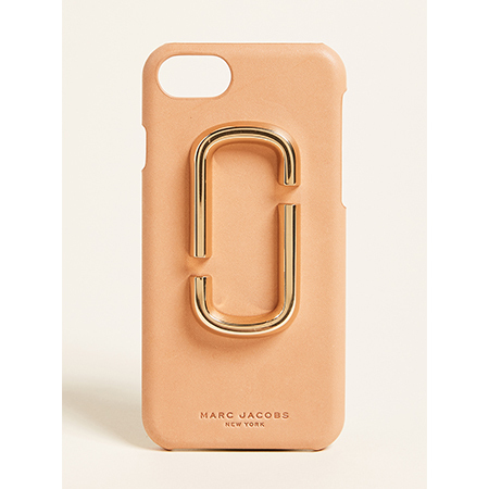 Marc Jacobs Iphone7/8ダブルJスマホケース
