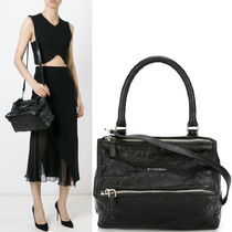 17-18AW G204 SMALL PANDORA BAG IN AGED LEATHER