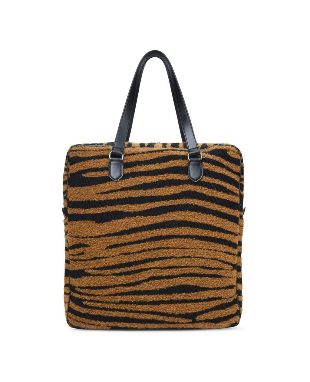 **Stella McCartney**Tiger-Print タイガー Business Tote Bag