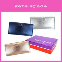 【即発★3-5日着】kate spade★Highland Drive Stacy★長財布