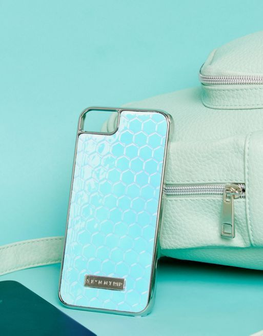 送料込 Skinnydip Honeycomb iPhone 6/7/8 Case ケース