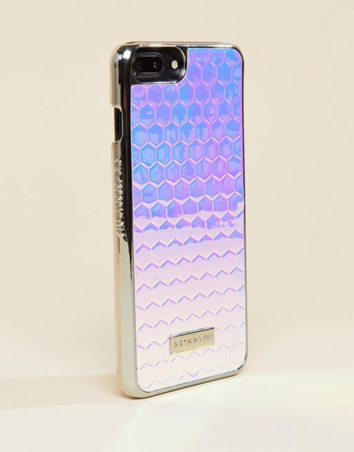 送料込 Skinnydip Honeycomb iPhone 6/7/8 Plus Case ケース