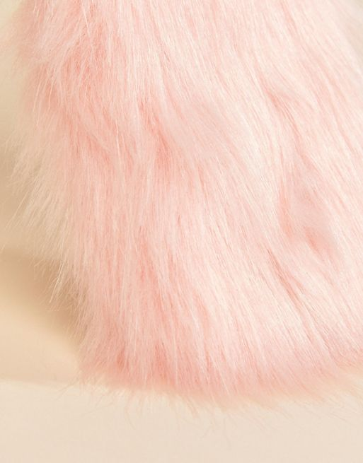 送料込 Skinnydip Peach Furry iPhone 6/7/8 Case ケース