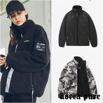 【GROOVE RHYME】2017 RETRO FLEECE ZIP-UP/リバーシブル仕様!