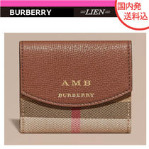 Burberry レザー カードケース 国内発送
