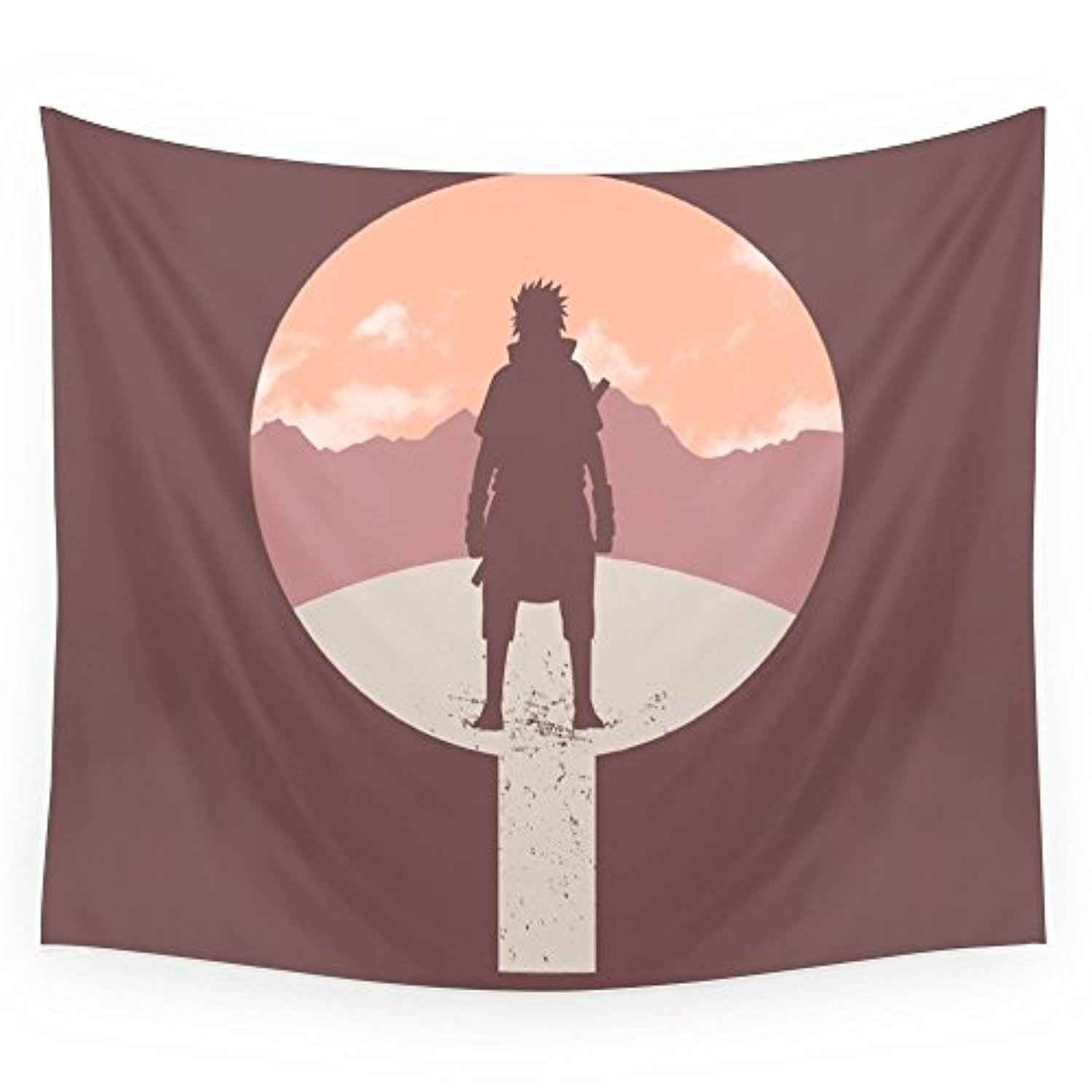Society6 Crest Of Revenge [Naruto] Wall Tapestry Small: 51""