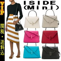 ◆◆VIP◆◆  Valextra    MINI ISIDE  2Wayバッグ/カーフレザー
