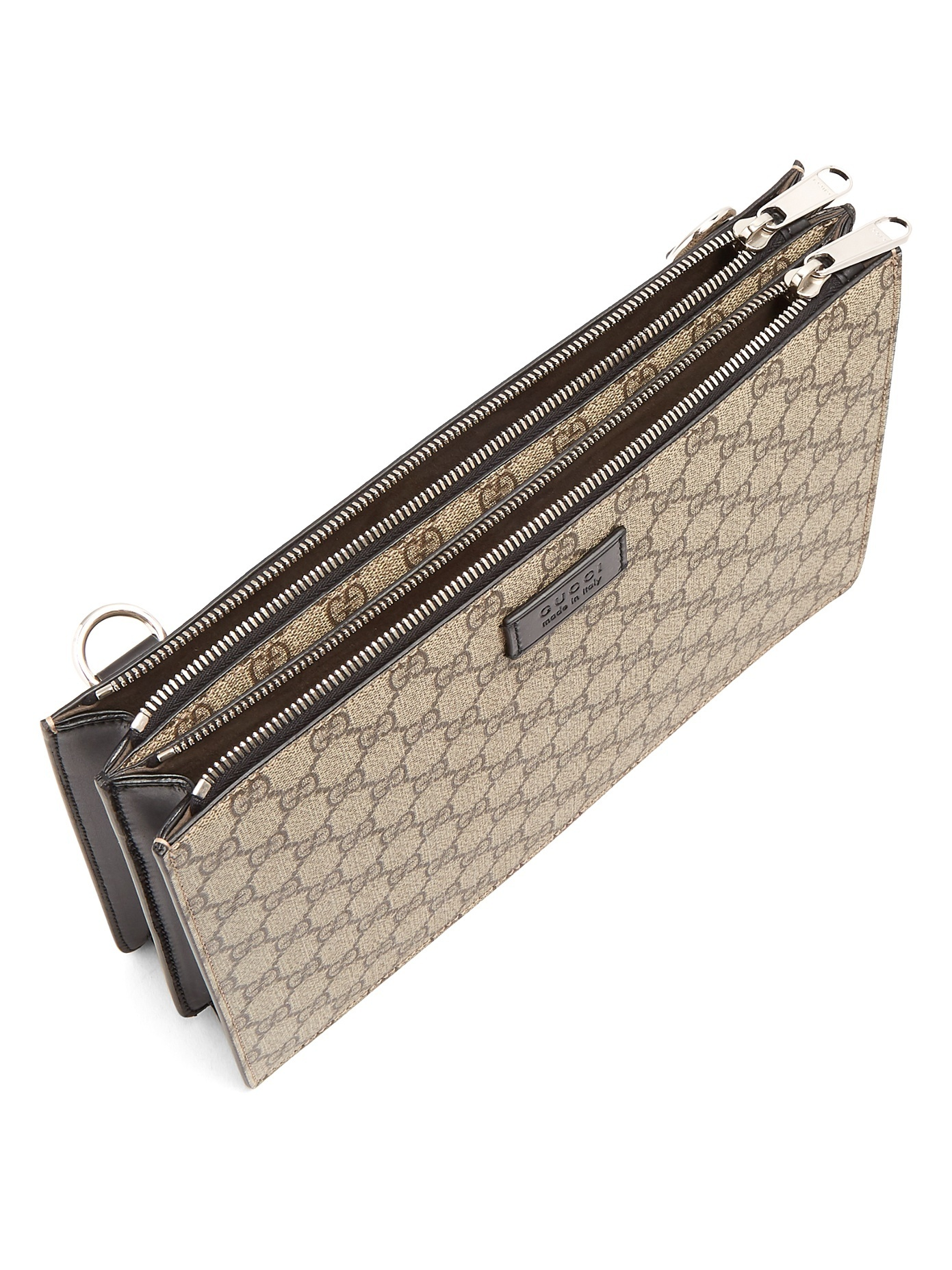 【関税送料込】17FW★GUCCI★GG Supreme cross-body bag