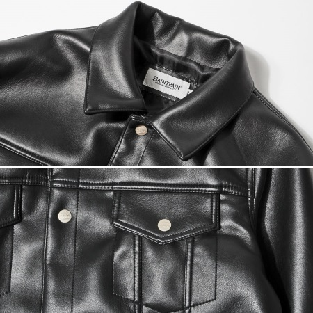 SAINTPAIN(セントペイン)SP RICKY FLEATHER SINGLE RIDERS JKT