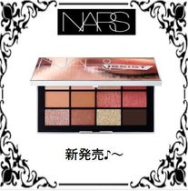 NARSissist Wanted Eyeshadow Palette 最新パレット限定版!