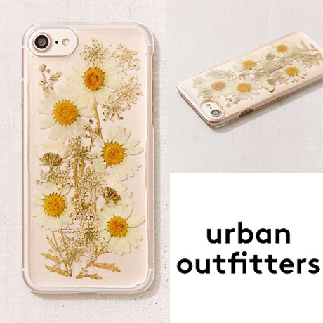 ☆Urban Outfitters デイジー*iPhone8/7/6/6sケース☆送関込
