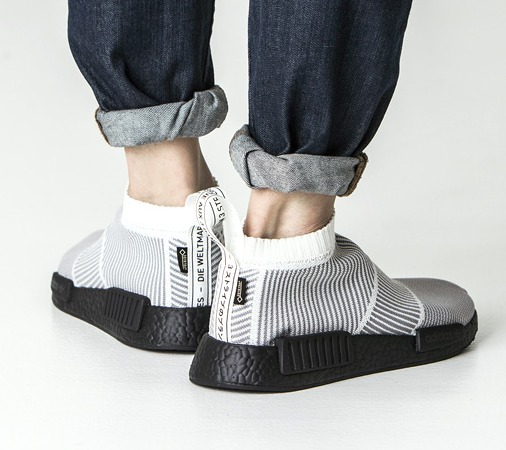 新作!ADIDAS Originals NMD CS1 GTX PK コアホワイト 25.5~28cm