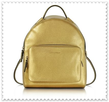 COCCINELLE バックパック・リュック ◇ COCCINELLE ◇ Clementine Golden Saffiano 【関税送料込】(2)