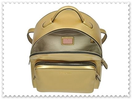 COCCINELLE バックパック・リュック ◇ COCCINELLE ◇ Clementine Golden Saffiano 【関税送料込】(4)
