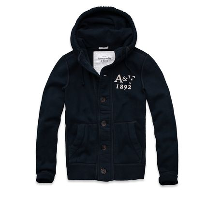 Abercrombie & Fitch アウターその他 Abercrombie & Fitch(アバクロ) アウター