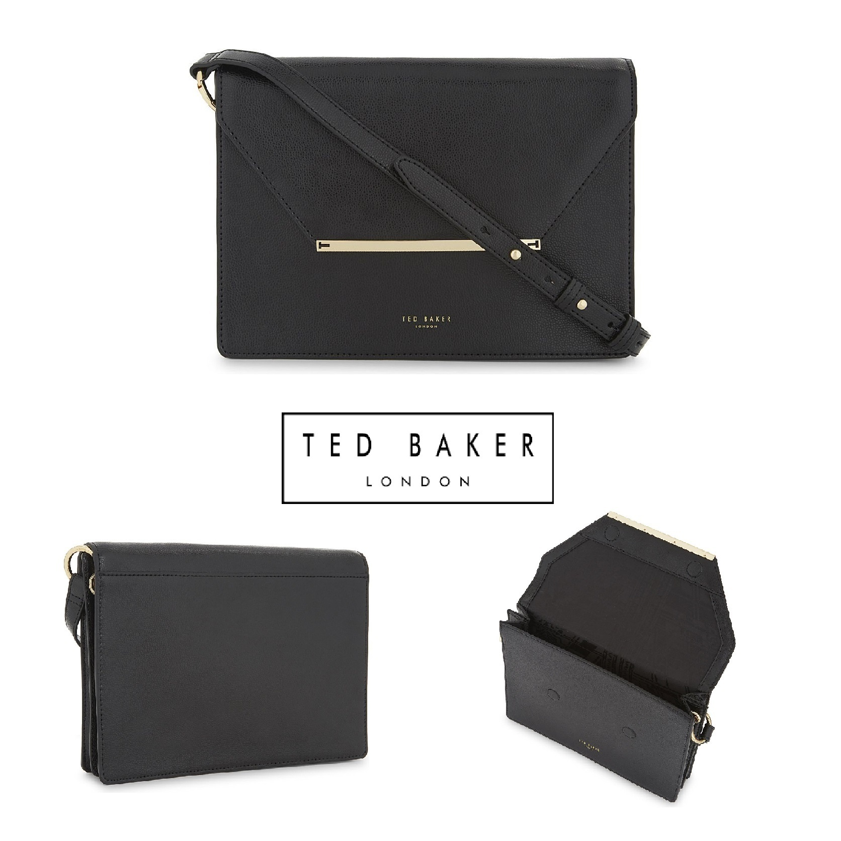 TED BAKER Magsie エレガントなショルダー【関税・送料込み】