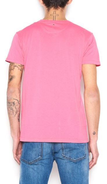 送料・税込★VALENTINO★PINK IS PUNK Tシャツ