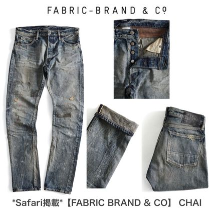 *Safari掲載*【FABRIC BRAND & CO】CHAI デニム 関税込