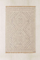 Urban Outfitters Gleason Woven Wool Rug
