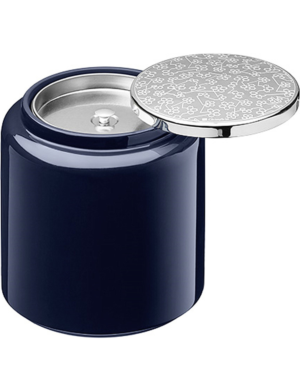 Christofle Constellation  lacquered  tea box【送料・関税込】