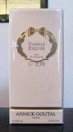 Vanille Exquise ヴァニーユ エキスキーズ EDT 100ml