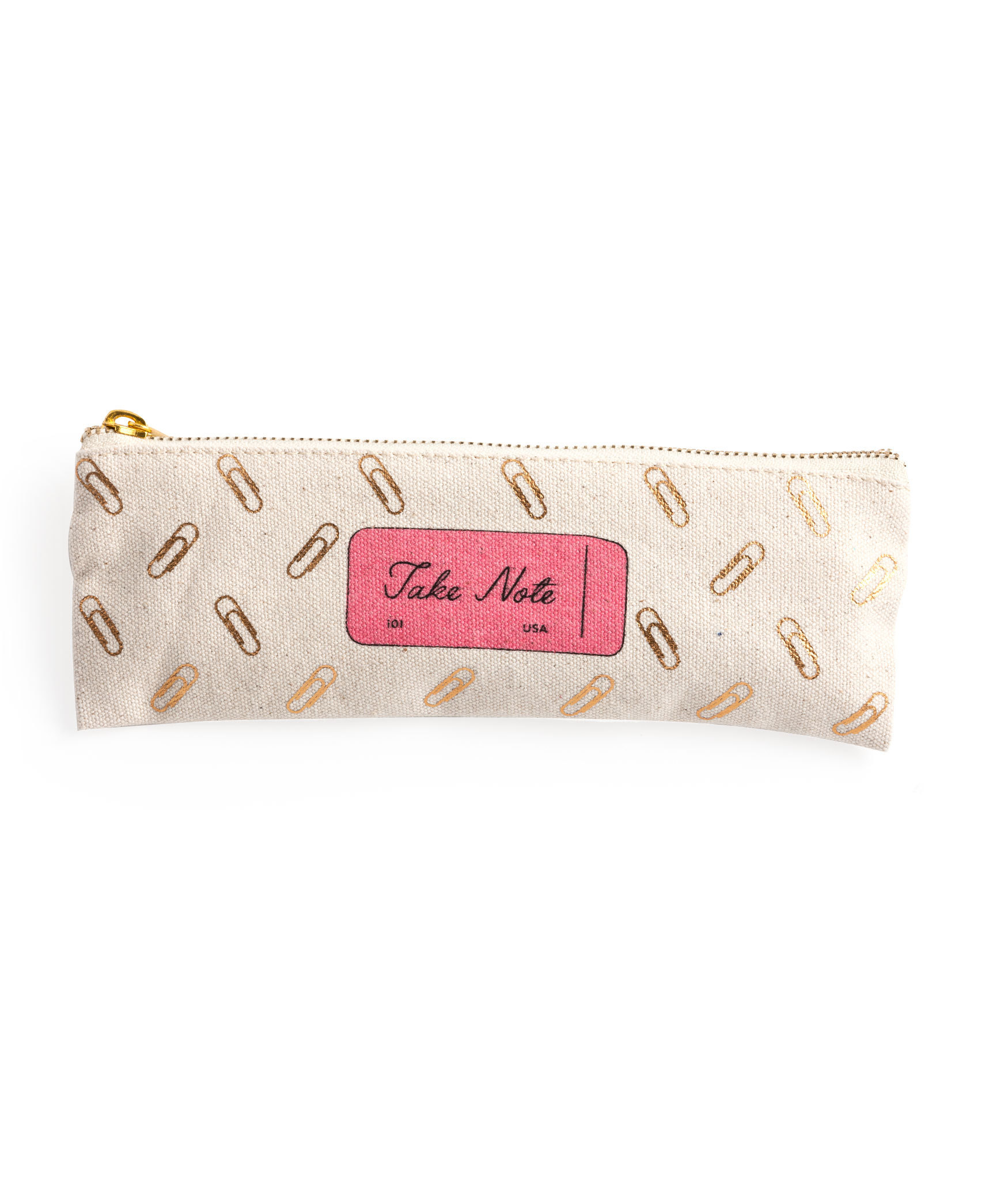 【Rosanna】●日本未入荷●Glam Office Pencil Bag Take Note