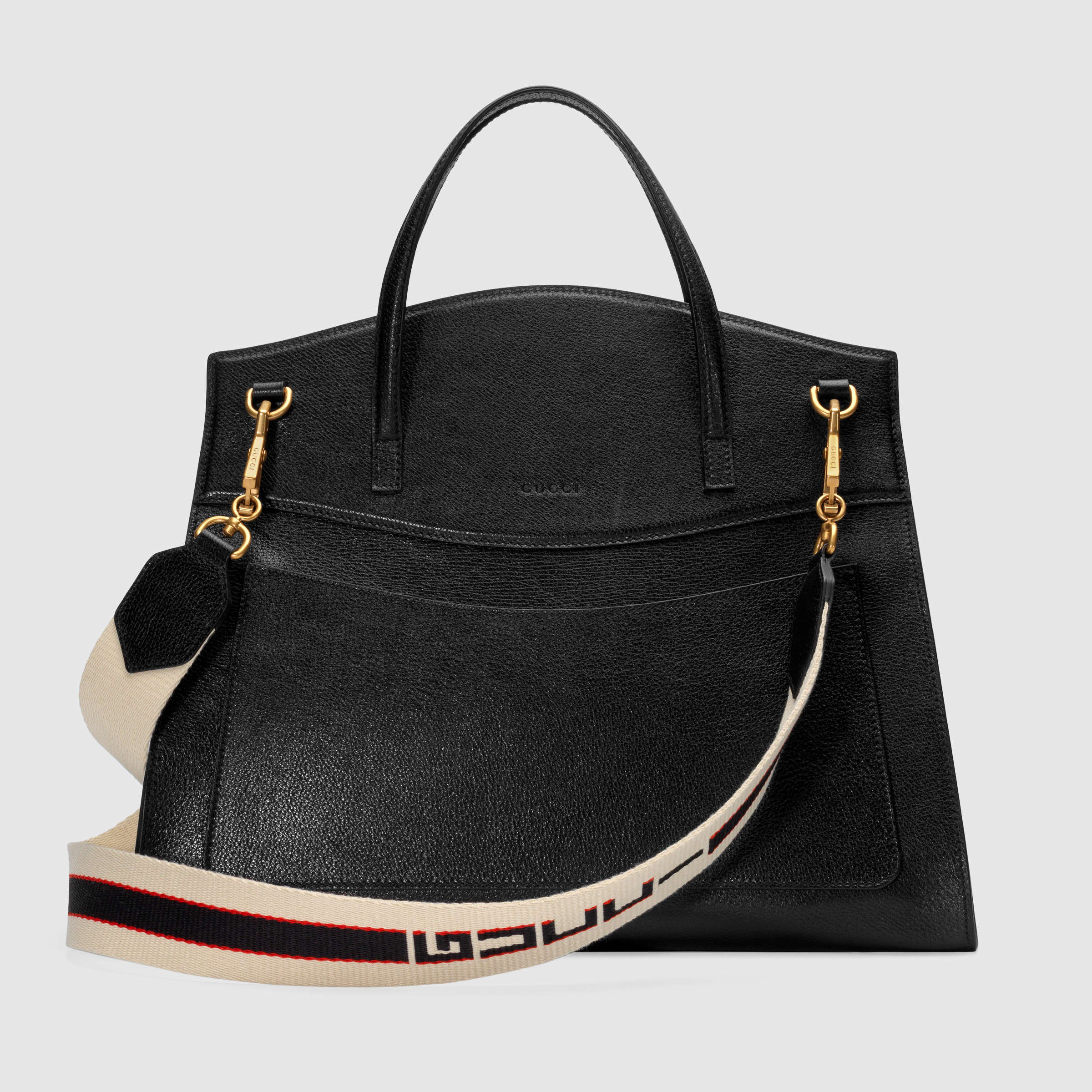 【グッチ】Guccitotem Large Top Handle Bag ハンドバッグ