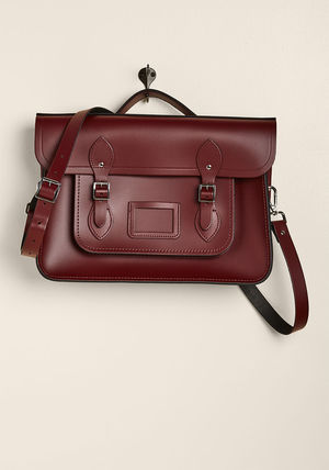 ◎送料込み◎ the cambridge satchel company bag in oxblood -