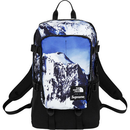 15 week FW17 (シュプリーム) X TNF Expedition Backpack