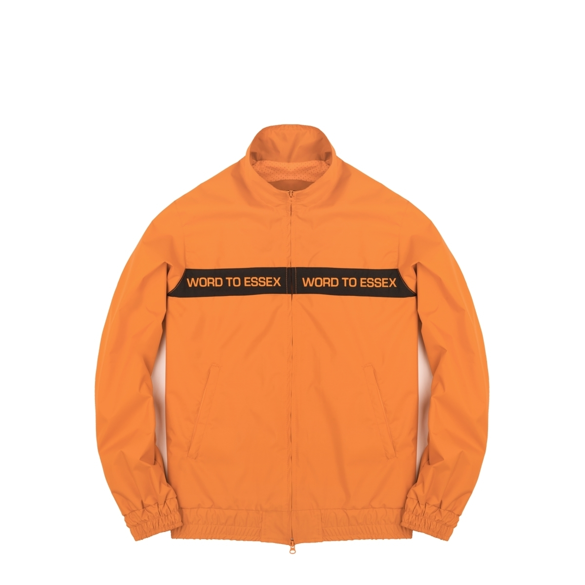 Homies Wonderland Track Jacket Orange
