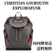 【即発】【国内発送】★ EXPLORAFUNK BACKPACK ★ CHABON グレー