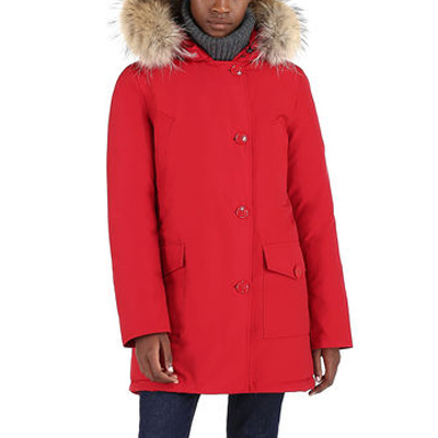 WOOLRICH ウールリッチ W'S ARCTIC PARKA DF WWCPS2479 RED