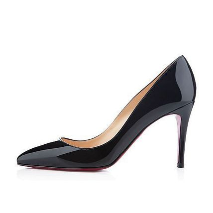 Christian Louboutin パンプス 【即発】【国内発送】PIGALLE 85 PATENT 人気モデル 美脚に!!(2)