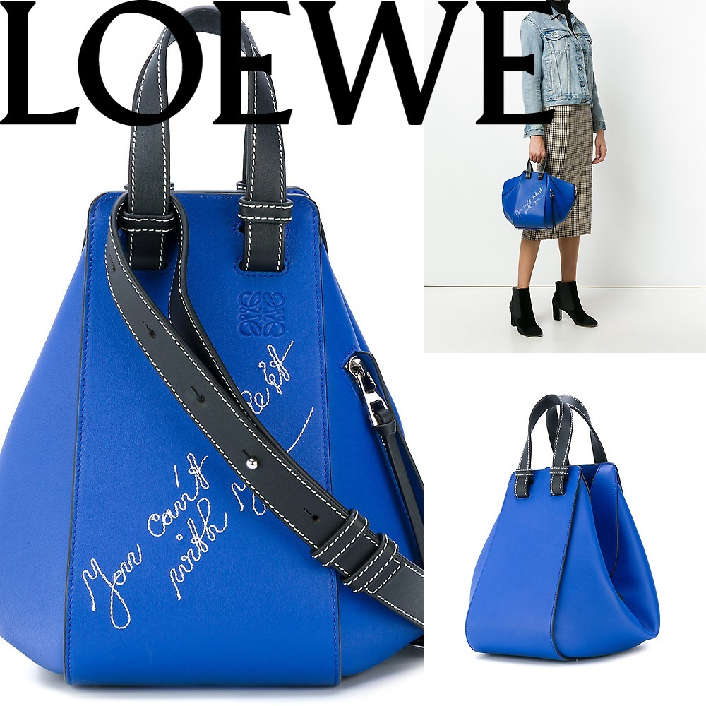【送料関税込】LOEWE Hammock Cant Take It バッグ