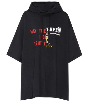 VETEMENTS' Antwerp cotton-jersey hoody(送料・関税込)セール