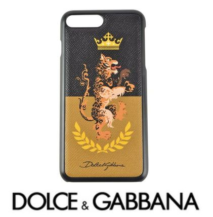 DOLCE AND GABBANA ROYAL LEO IPHONE 7/7 PLUS CASE