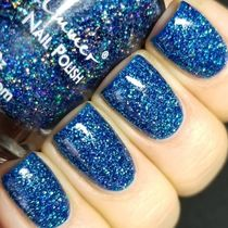 KBShimmer☆可愛いネイル(JEWELS OF THE TRADE)