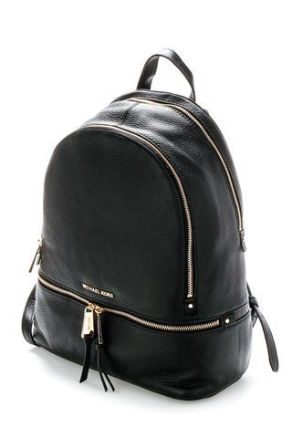 関税送料込★MICHAEL KORS★Pebble leather backpack
