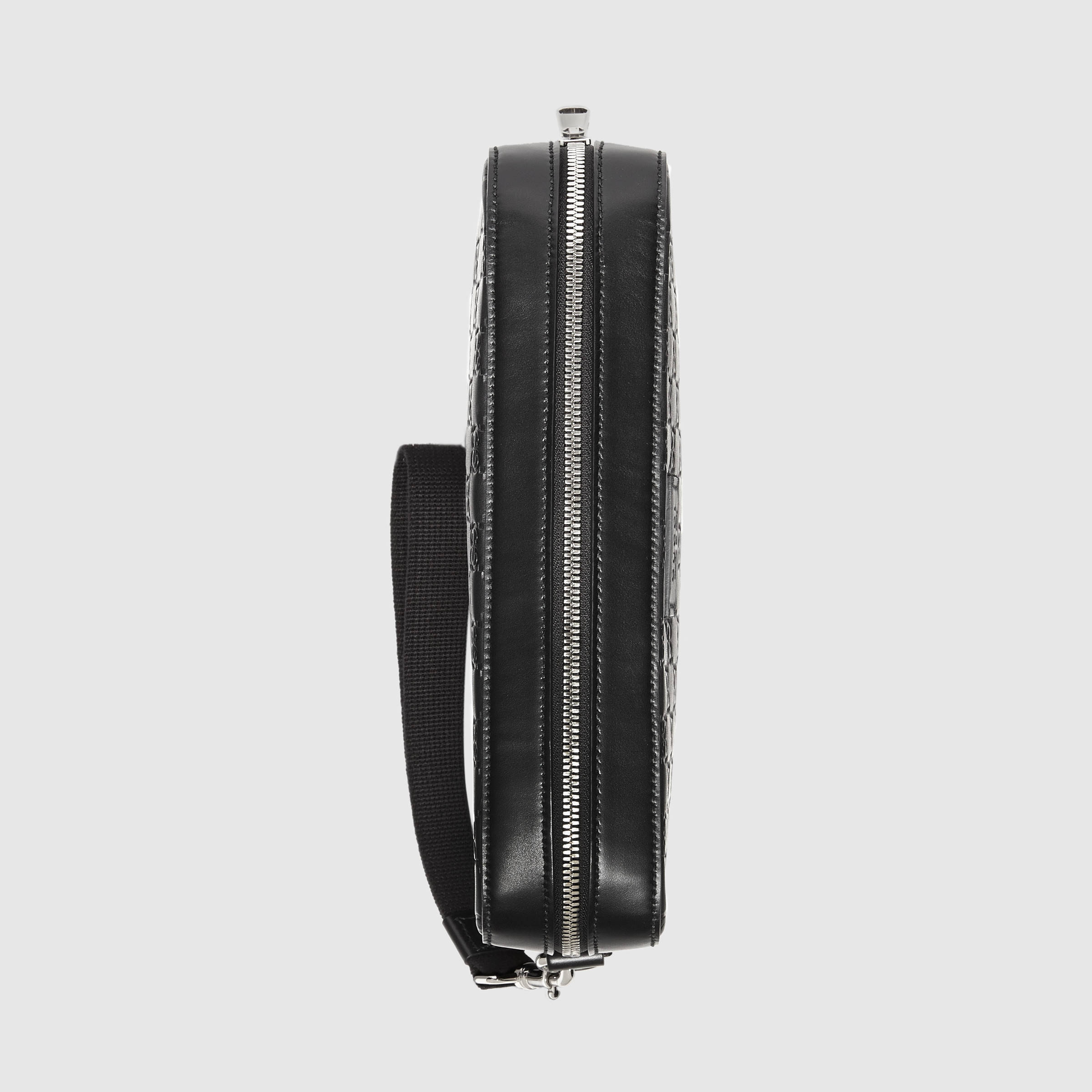 【グッチ】Gucci Signature Leather MenS Bag 長財布