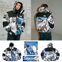 先行予約 16AW Supreme×The North Face Nuptse Jacket コラボ