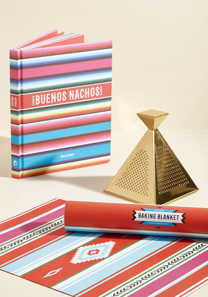 ◎送料込み◎ buenos nachos! cookbook gift set