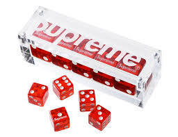 11A/W Supreme Dice Set サイコロ