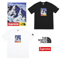 17AW Supreme×The North Face Tee 送料込み