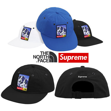 17AW Supreme×The North Face Cap 送料込み