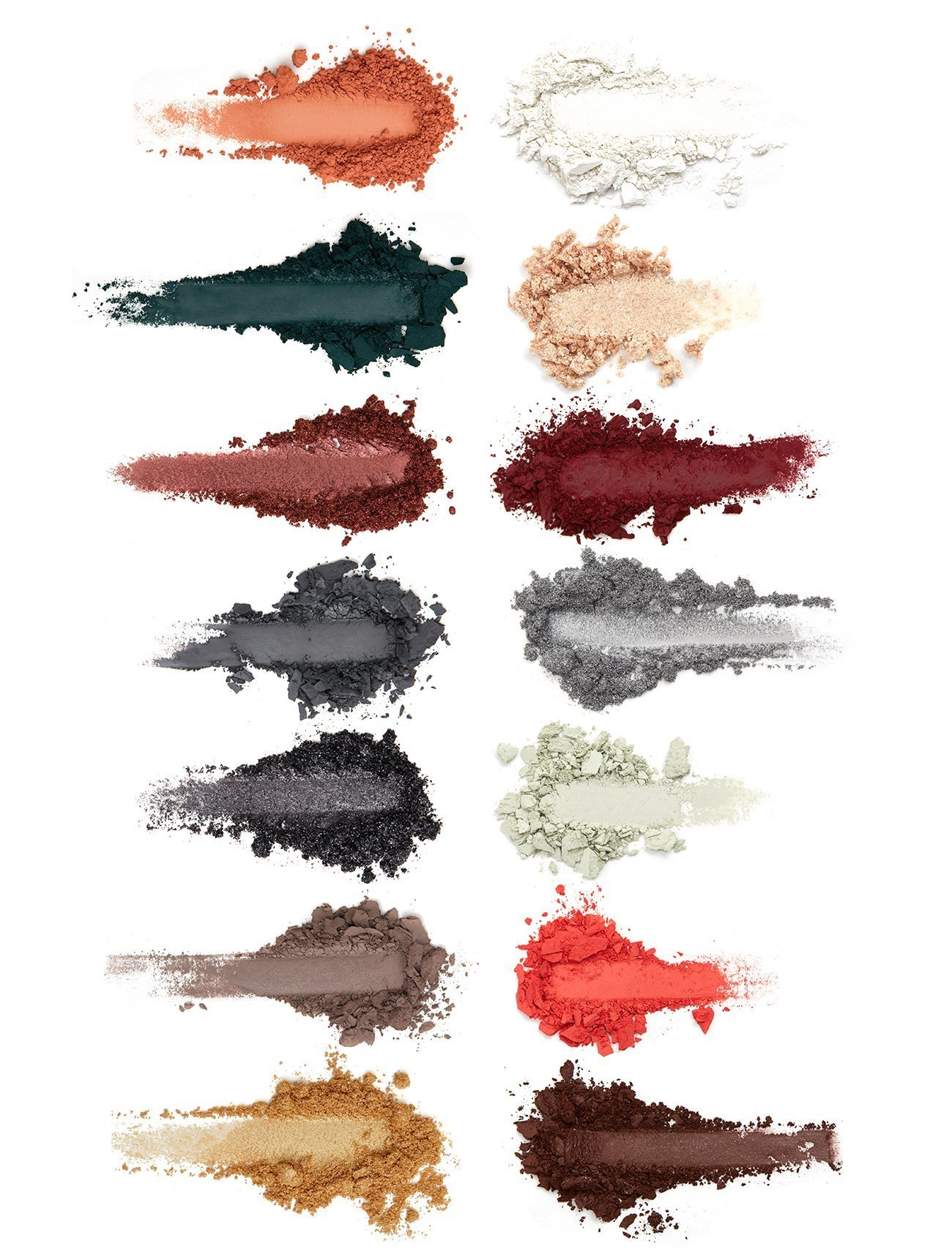 THE NAUGHTY PALETTE   KYSHADOW