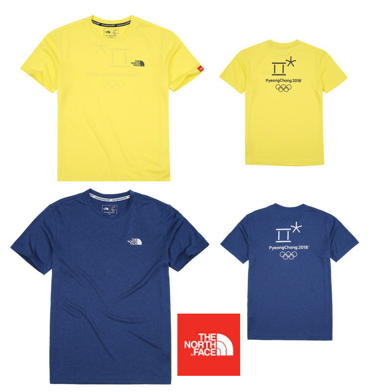 THE NORTH FACE★M'S PC. BIG LOGO 2COLOR