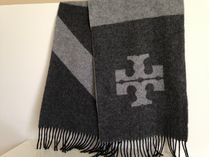 Tory Burch CARNAVALET OBLONG SCARF 即発送