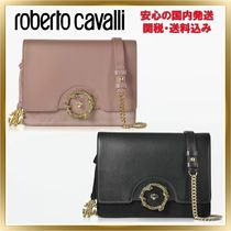 ◇ ROBERTO CAVALLI ◇ Genuine Leather and Suede 関税送料込